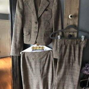 BCBG Vintage Career Suit